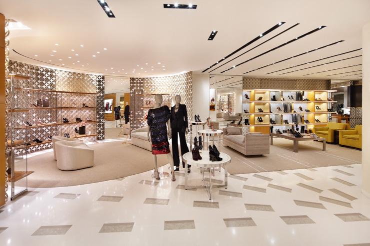 Flagship store Louis Vuitton sur les Champs-Elysées - Prêt-à-porter