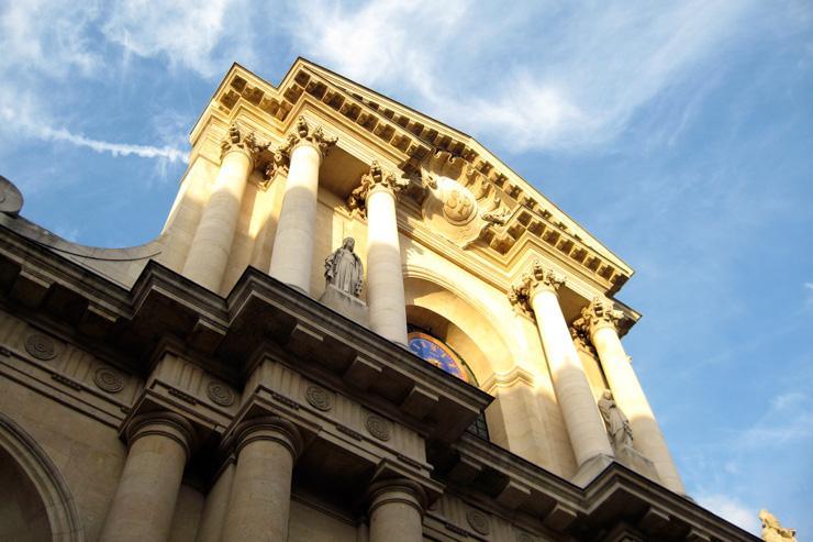 Eglise Saint-Roche au 296 rue Saint Honoré