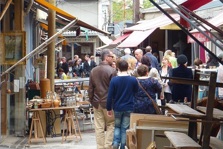 Marché Vernaison aux Puces de Saint-Ouen