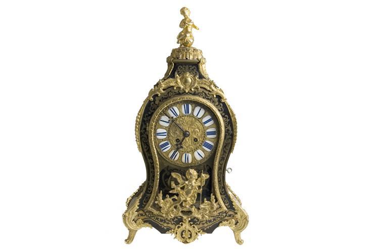 Horloge chez Antique V. Andrle