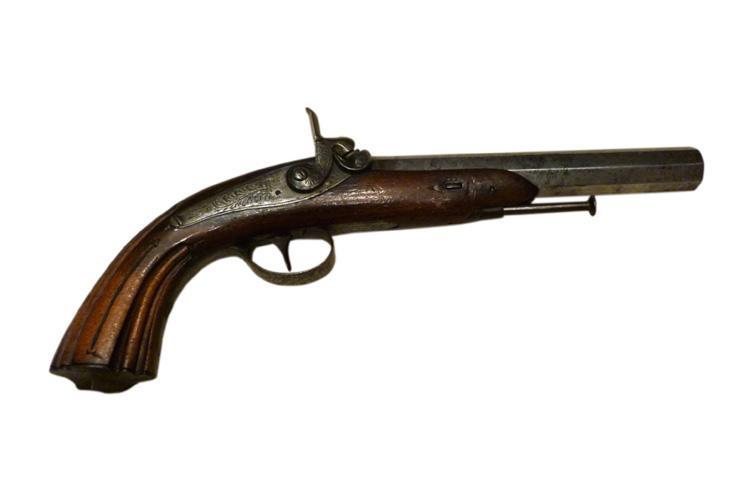 Antique V. Andrle - Pistolet d'époque