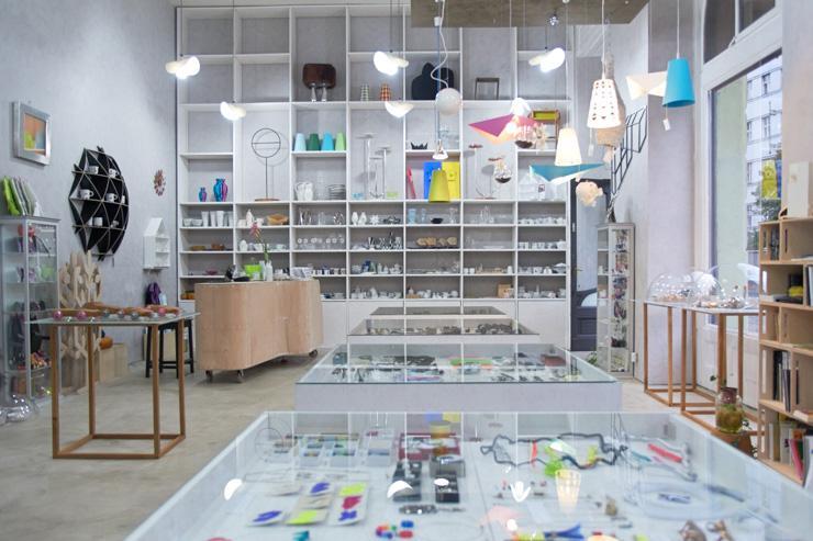 Galeria Harddecore - Vue d'ensemble de la galerie-boutique
