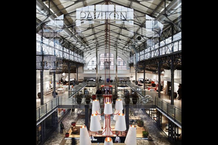 Le flagship store de Modernista au coeur de Pavilon