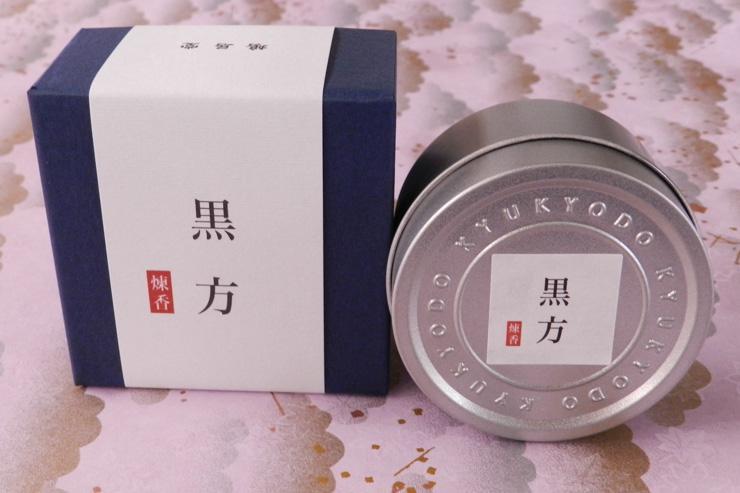 Article Kyukyodo vendu à Tokyo