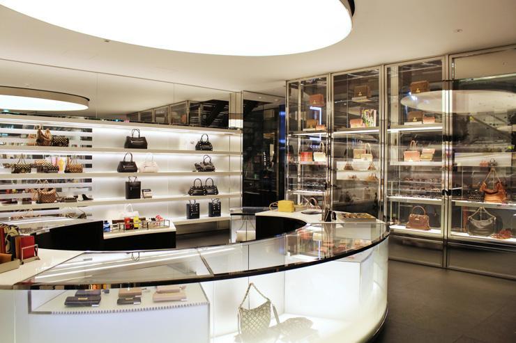 Marc Jacobs Aoyama Flagship Store - Intérieur