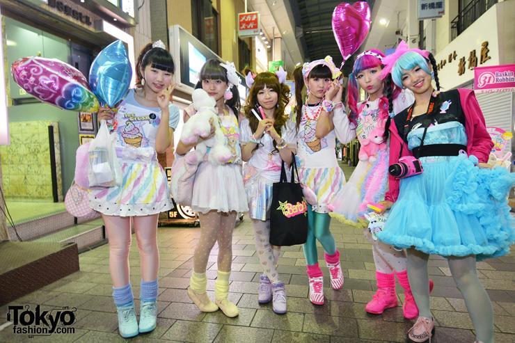 La mode façon Spank! à Tokyo