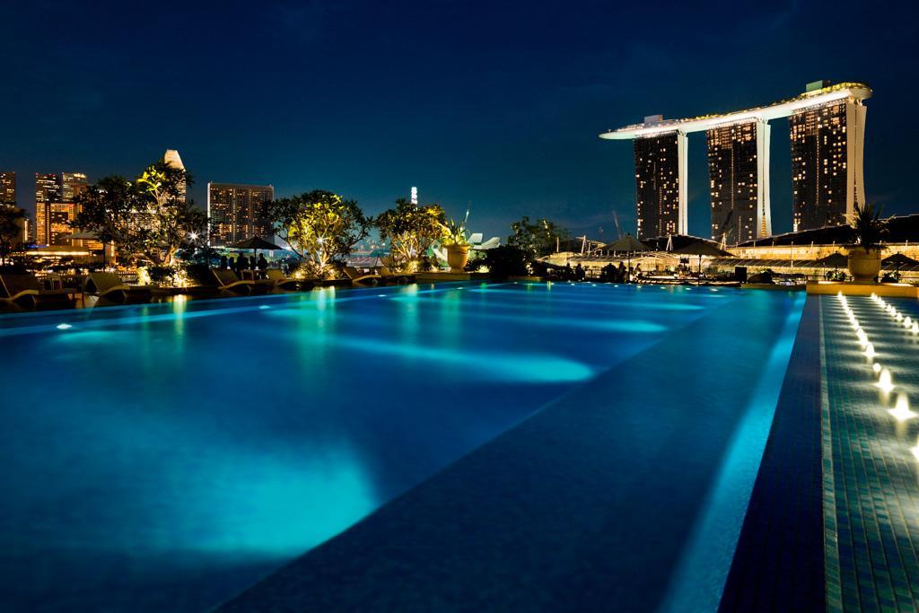 72 heures singapour entre lieux incontournables et for Singapour hotel piscine sur le toit