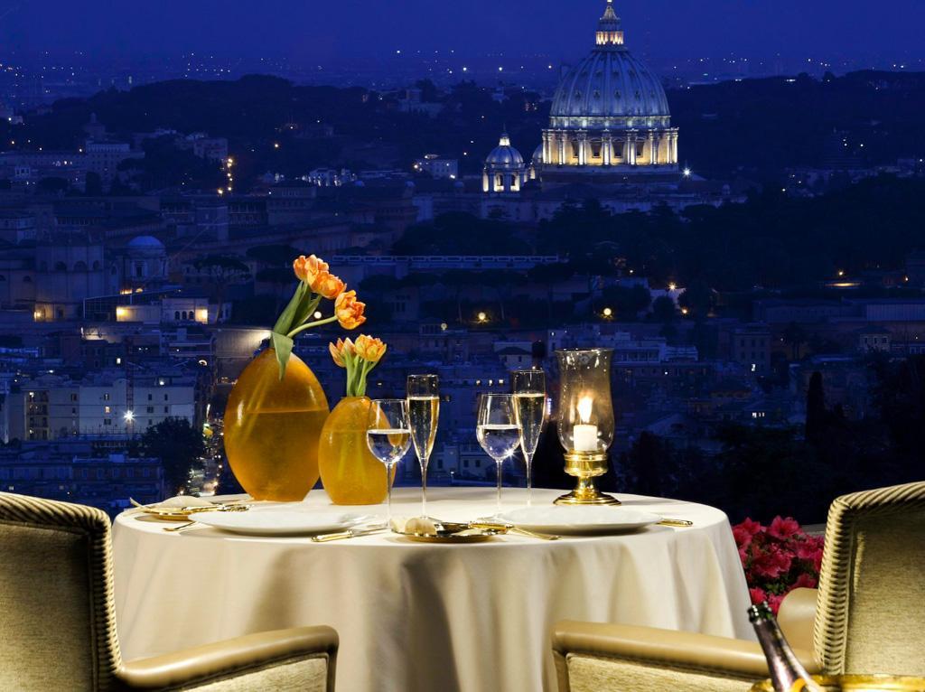 Meilleurs Restaurants Rome Michelin