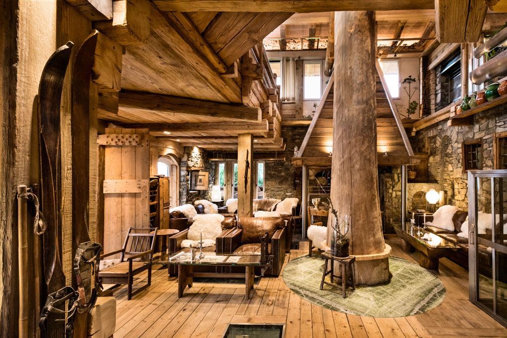 la maison des bois de marc veyrat rouvre ses portes plus belle que jamais. Black Bedroom Furniture Sets. Home Design Ideas