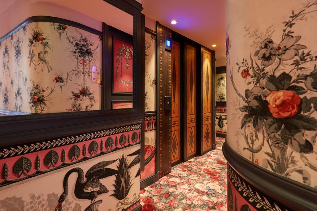 l h tel de jobo hommage rock n roll jos phine bonaparte au c ur du marais. Black Bedroom Furniture Sets. Home Design Ideas