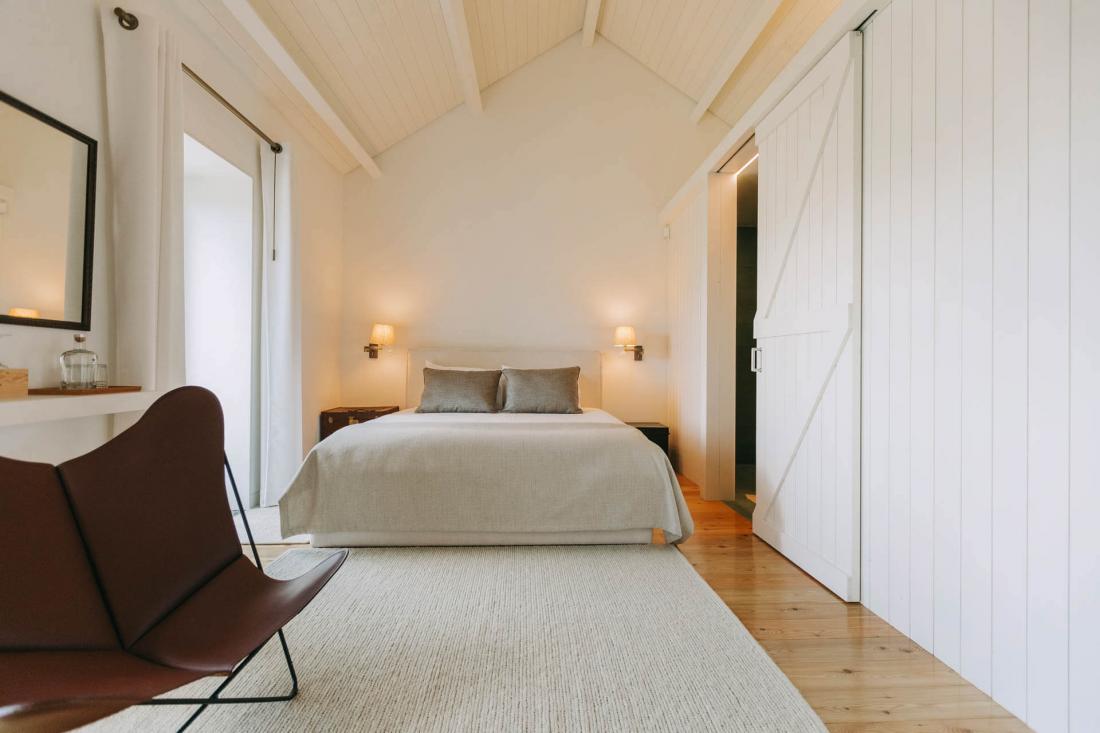 La Casa dos Cardanhos accueillait les travailleurs temporaires, et abrite désormais sept chambres