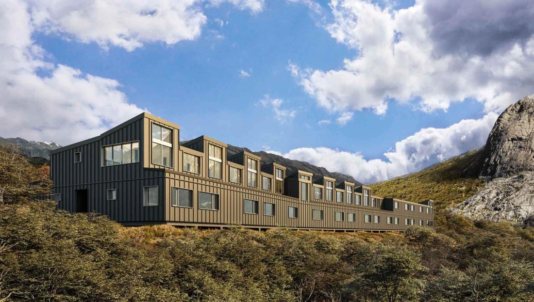 Le lodge se trouve au milieu d'une immense réserve privée qui préserve ce morceau de Patagonie