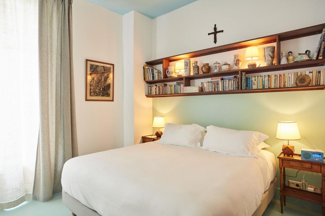 La simplicité est poussée jusque dans les catégories des chambres. Au choix : petite, moyenne ou grande.