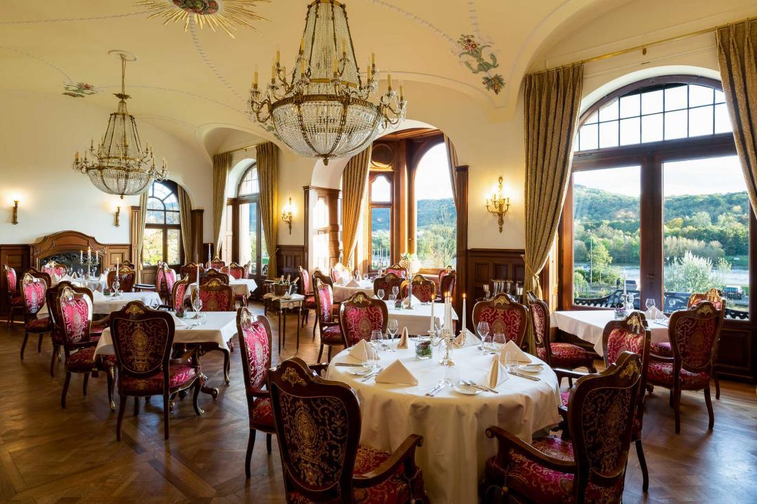 Le restaurant Puricelli du jeune chef Wolfgang Pressler.