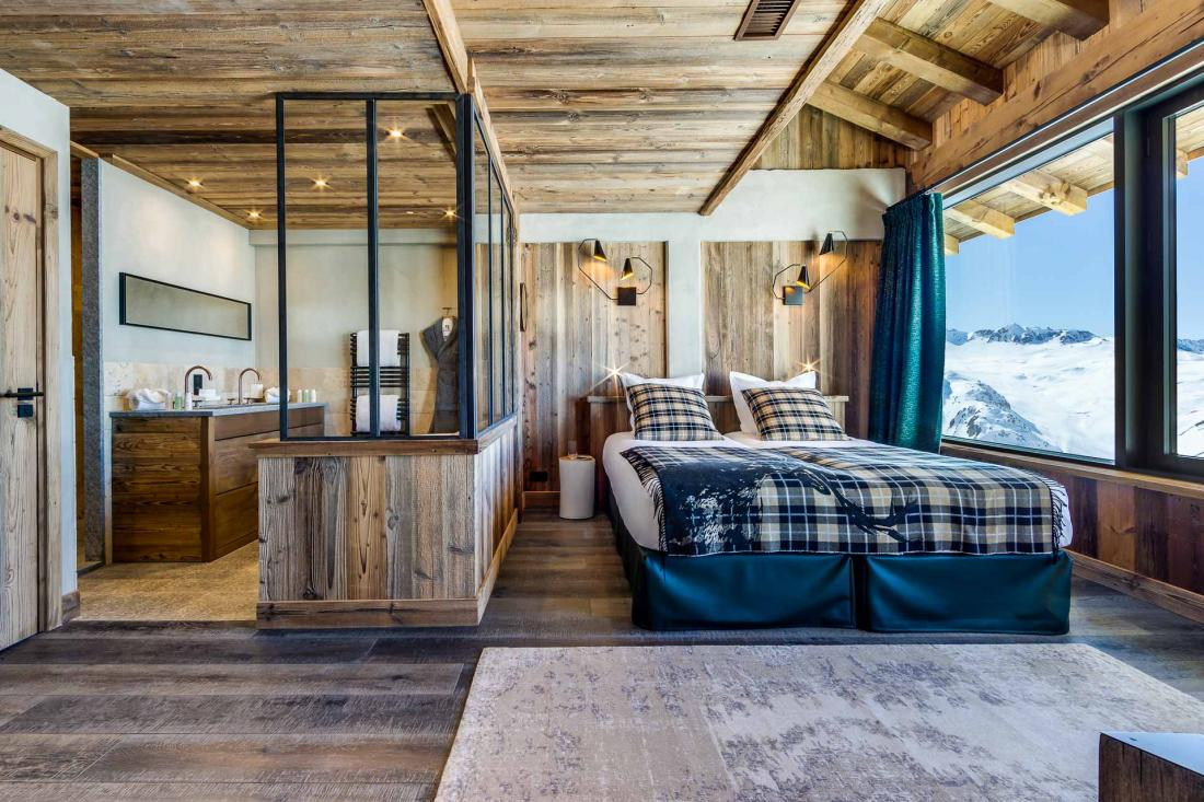 Les chambres sont réparties en quatre catégories : Classiques, Supérieures, Familles et Suites