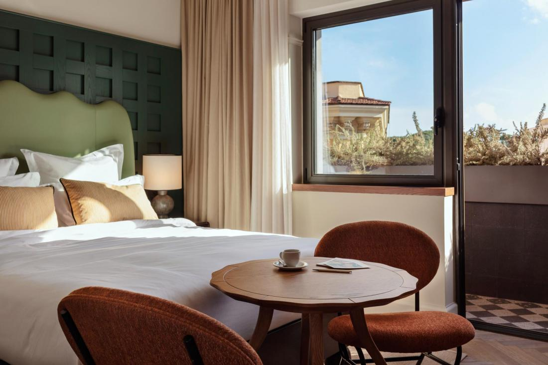 Les chambres sont disponibles en six catégories : Shoebox, Cosy, Cosy Up, Roomy, Roomy Terrace et Biggy