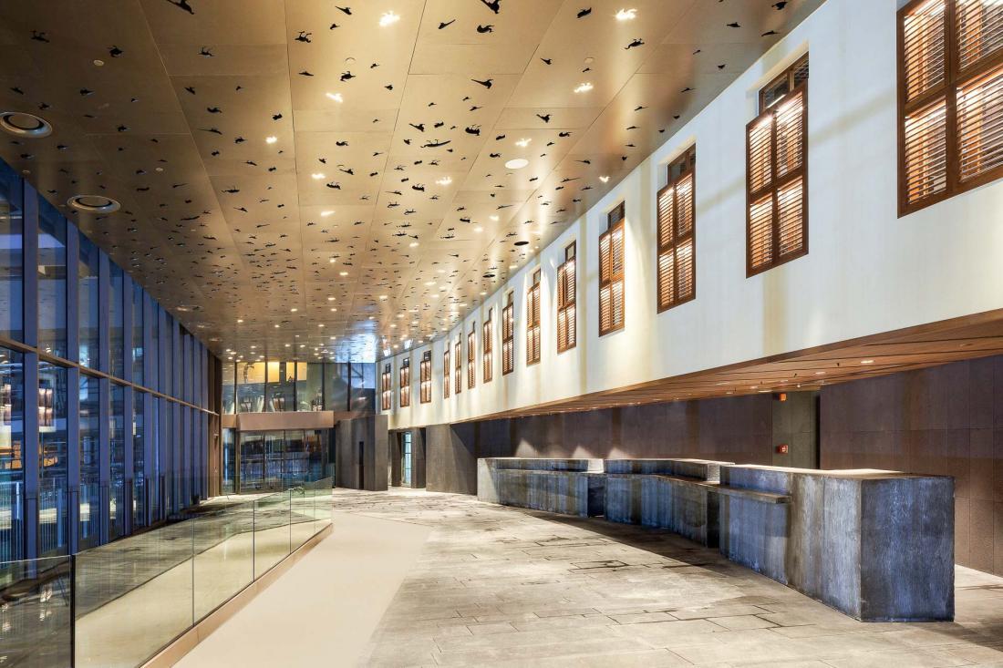 L'hôtel compte également une partie de résidence appelée Nas Nokut, réservables pour toute durée © Studio Majo