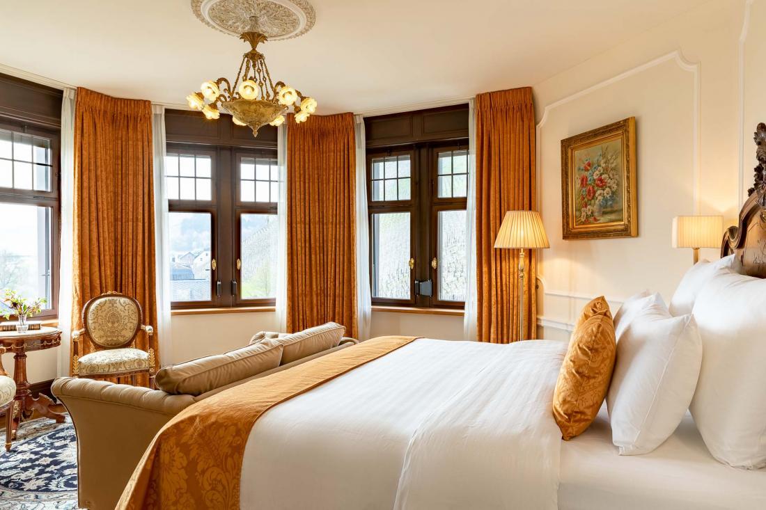 Chambre avec vue panoramique.