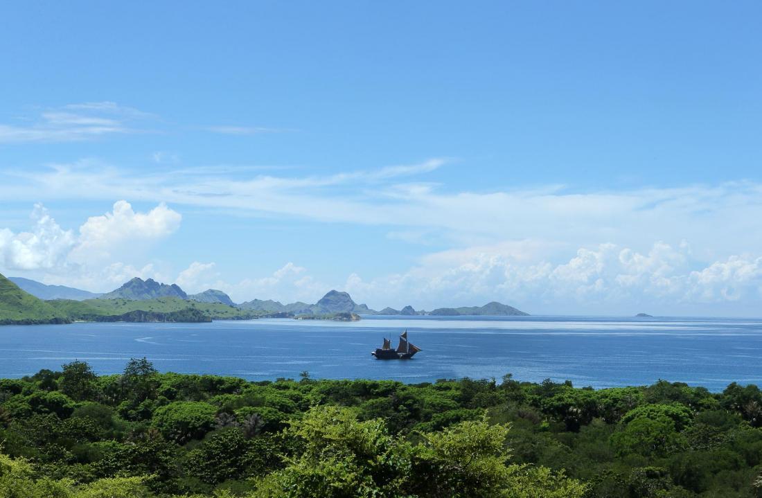 Un archipel composé d'une infinité d'îles sauvages, dont la diversité des paysages est à couper le souffle.