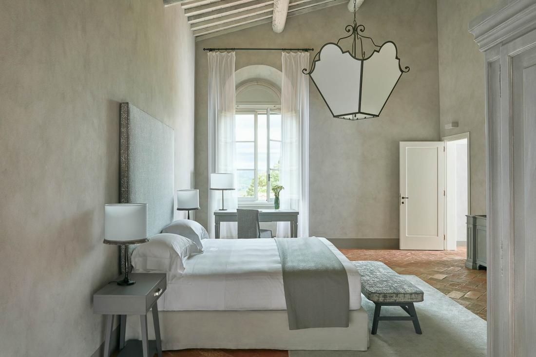 COMO Castello Del Nero - COMO Terrace Suite - Chambre