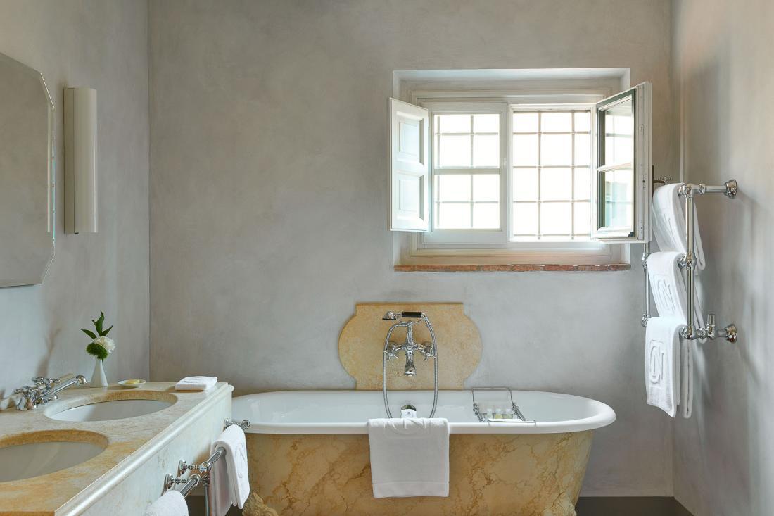 COMO Castello Del Nero - Salle de bain