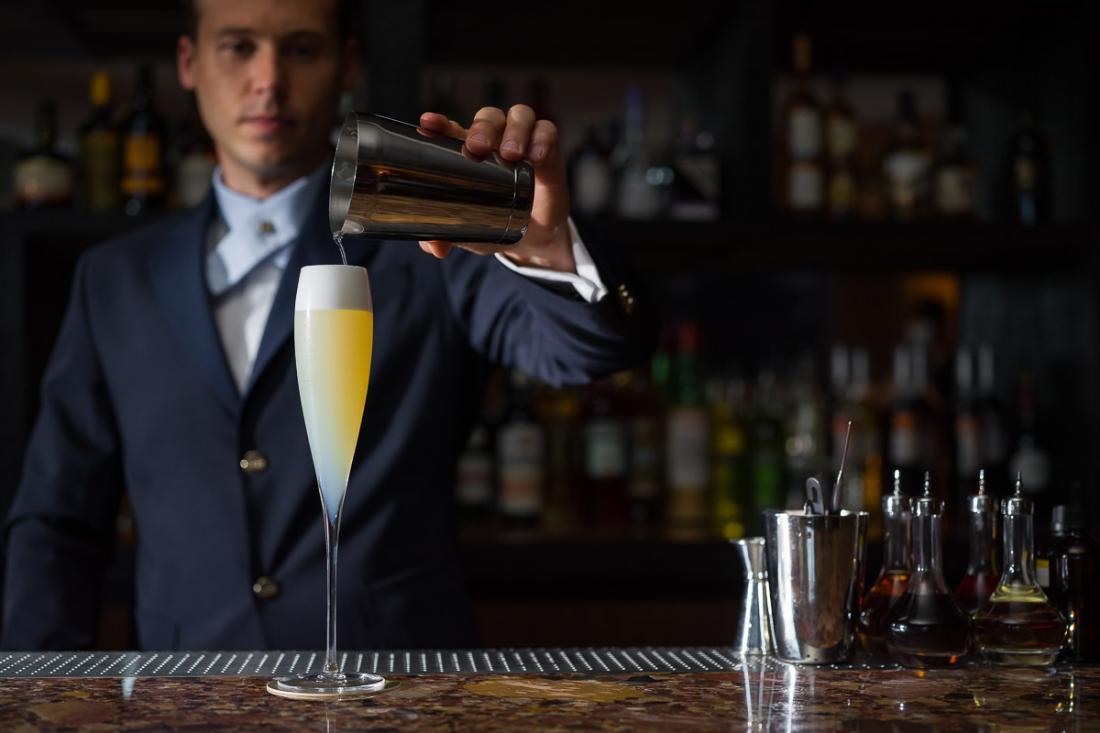Le soir venu, Limbar se transformera en bar à cocktails