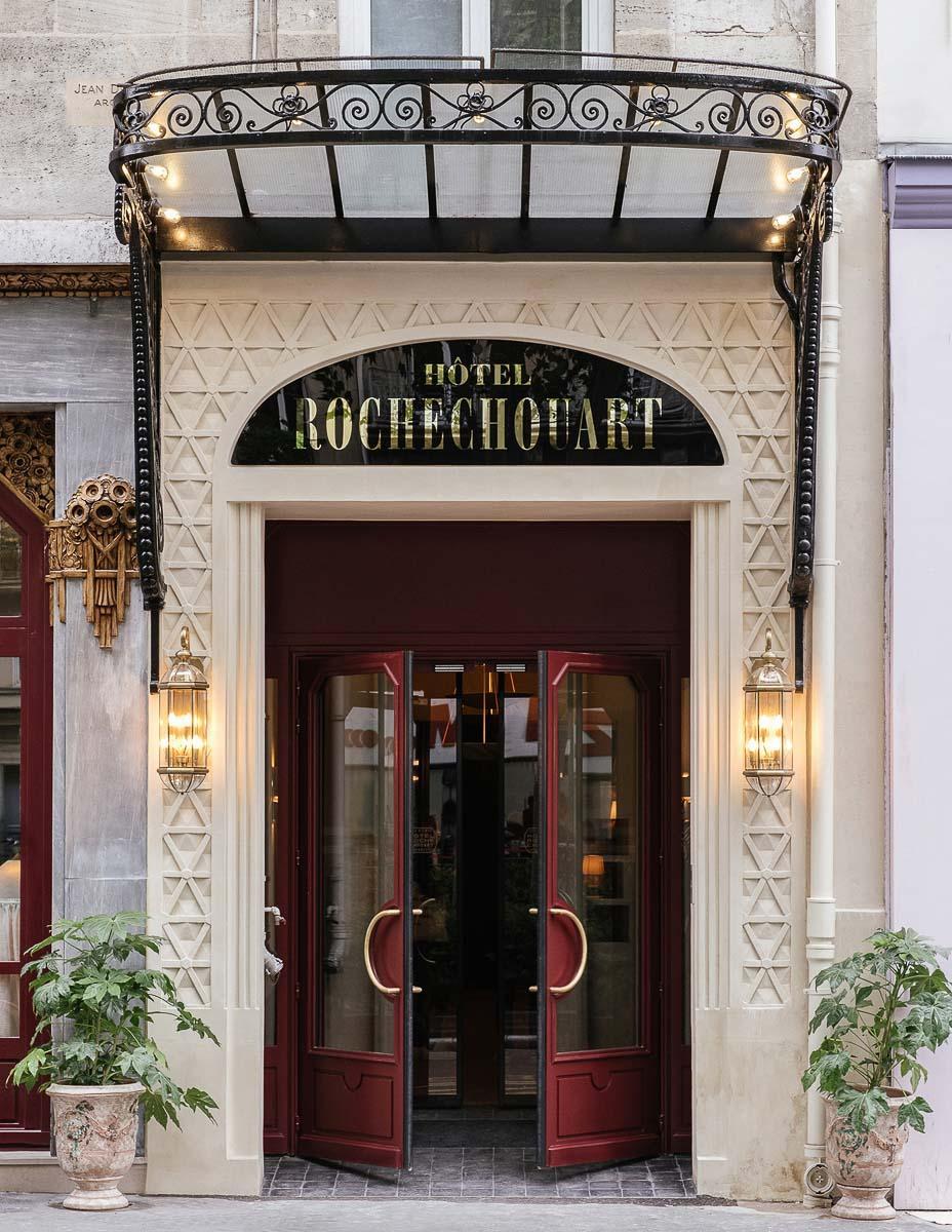 Bienvenue à l'Hôtel Rochechouart, la nouvelle adresse qui compte à Pigalle