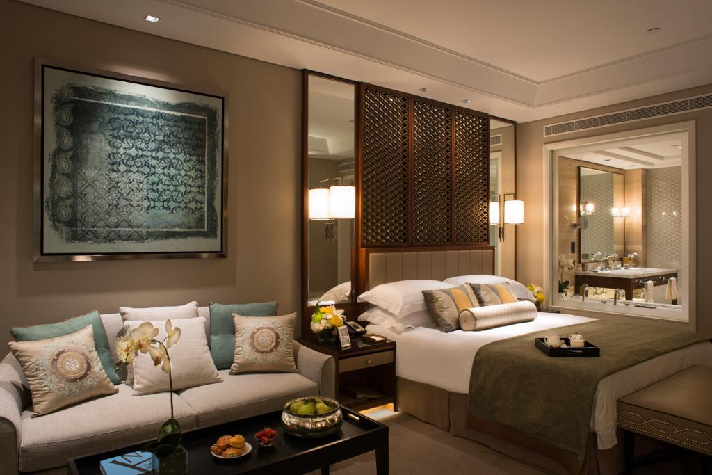 Un Nouvel Hotel De Luxe Signe Taj Dans Le Quartier De Burj Khalifa A