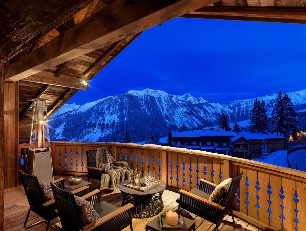 Six senses d voile des r sidences de grand luxe courchevel yonder - Residence de luxe montagne locati ...