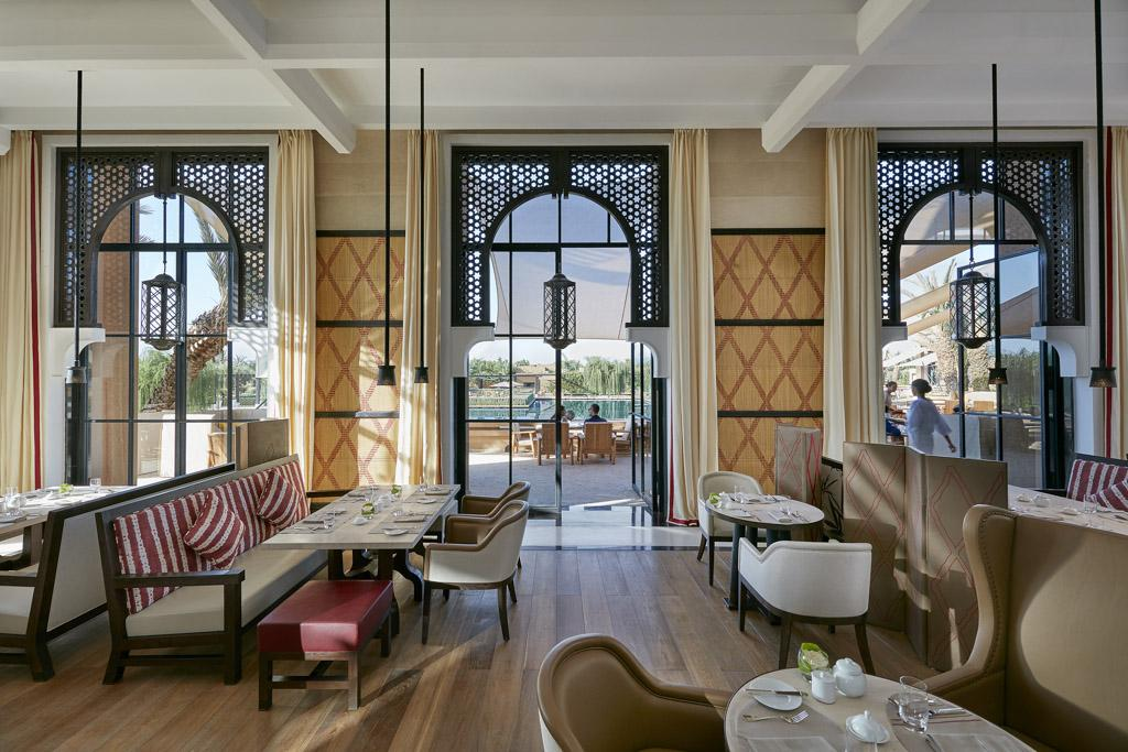 a marrakech mandarin oriental inaugure un somptueux resort yonder. Black Bedroom Furniture Sets. Home Design Ideas