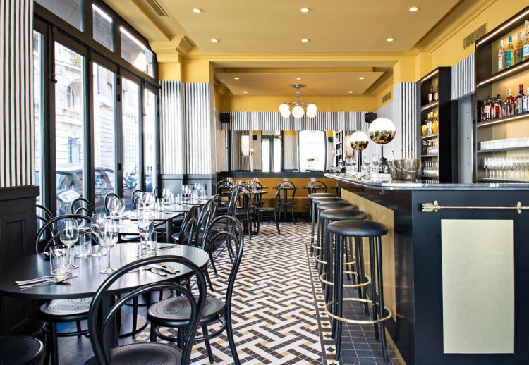 5. Epoca (Paris 7ème) : la cuisine italienne dans toute son authenticité