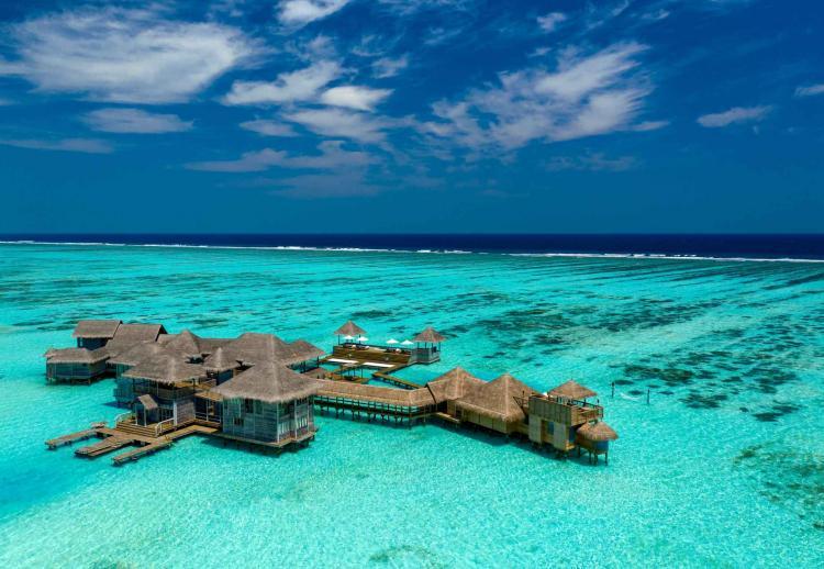 16. Gili Lankanfushi Maldives