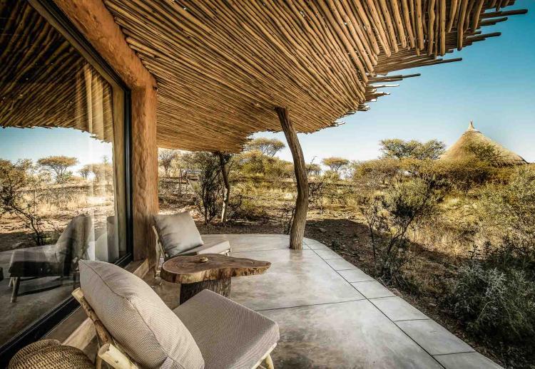 32. Omaanda Lodge (Zannier Hotels), Namibie