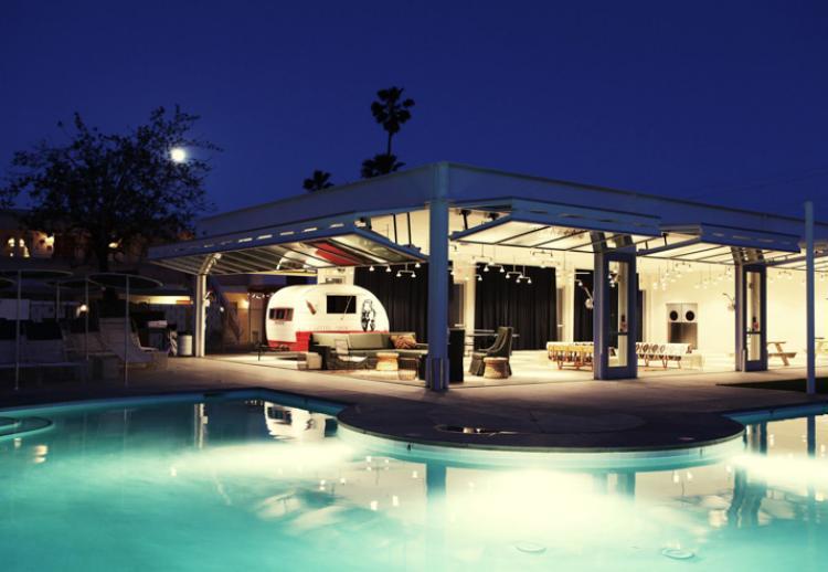 Ace Hotel & Swim Club, Palm Springs (Californie)