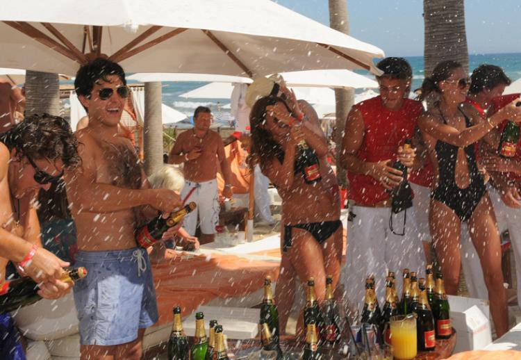 Don Carlos Leisure Resort & Spa, Marbella (Espagne)