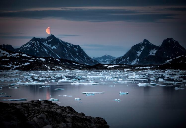 Côte Est, Groenland
