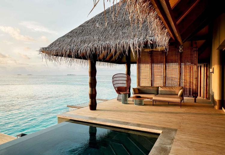01. Joali, Maldives