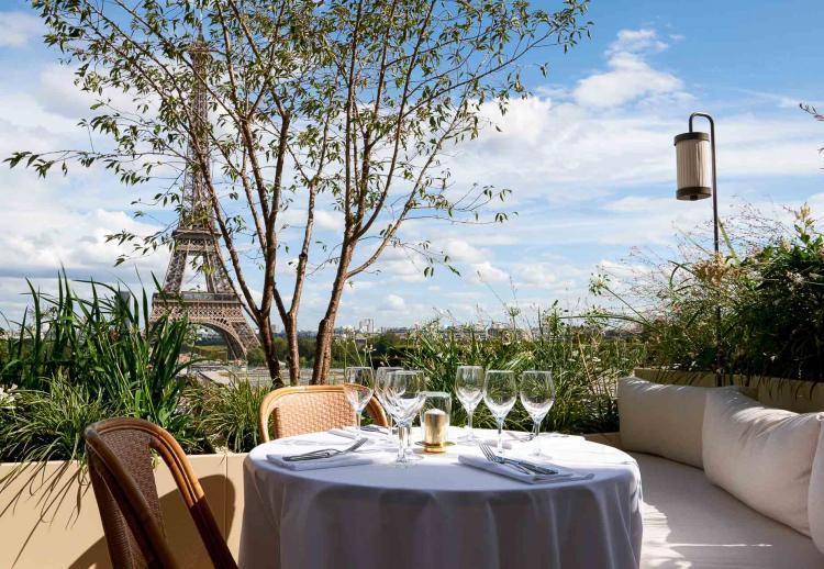 Paris : les 10 plus belles terrasses de l'été 2019