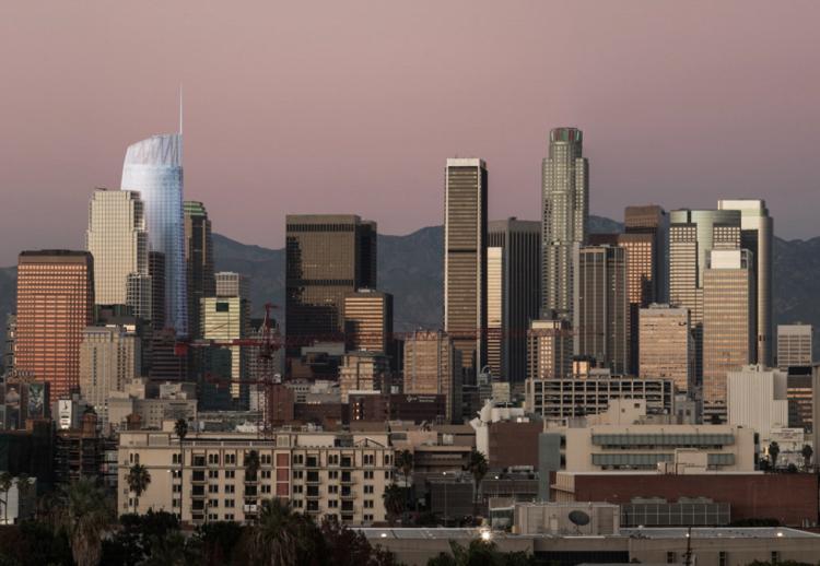 Le plus haut hôtel de la Côte Ouest américaine sera un InterContinental