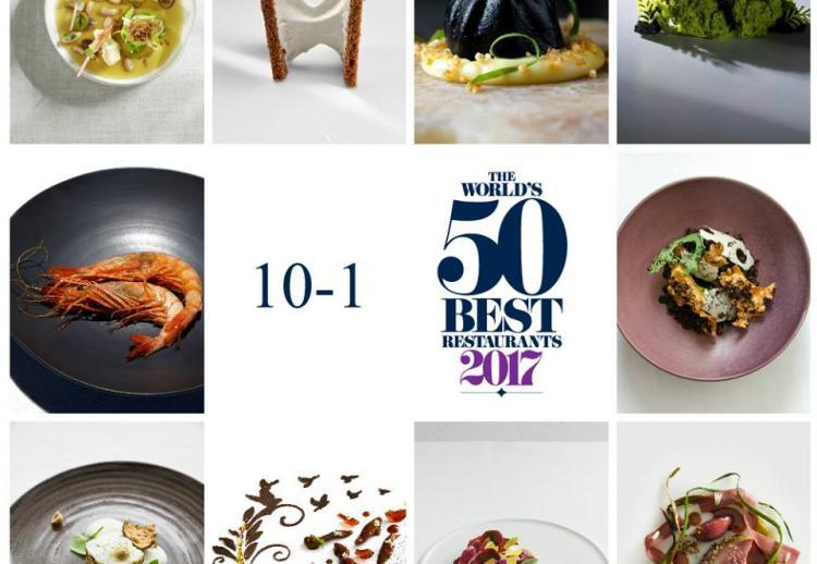 « World's 50 Best »: quels sont les 50 meilleurs restaurants du monde en 2017 ?