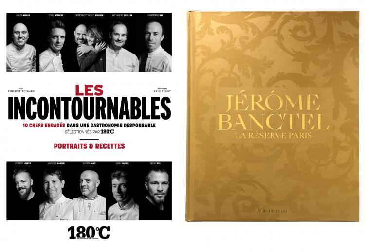 Livres et gastronomie : deux ouvrages passionnants à s'offrir pour les fêtes