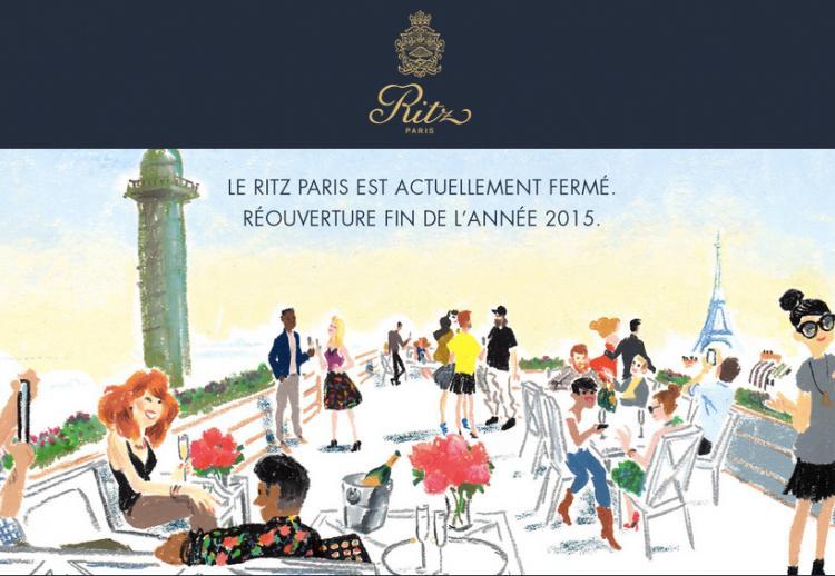 Quand rouvrira le Ritz ? Les dernières nouvelles des travaux