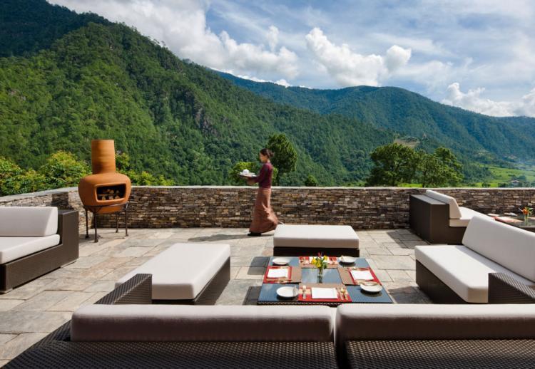 COMO Uma Bhutan (Bhoutan)