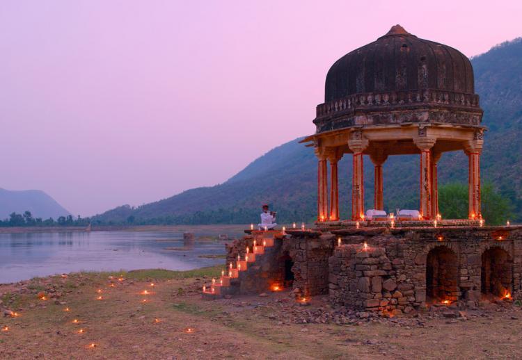 Amanbagh, Rajasthan (Inde)