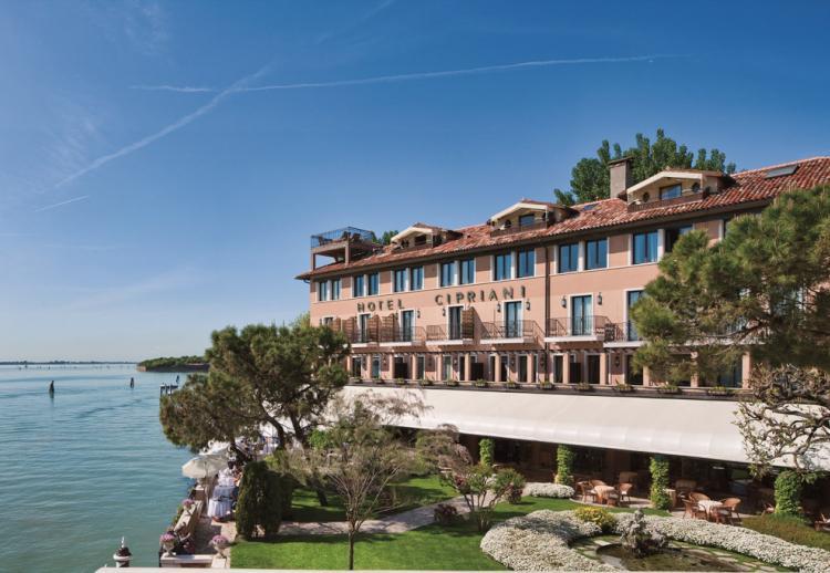 Belmond Hotel Cipriani, Venise (Italie)