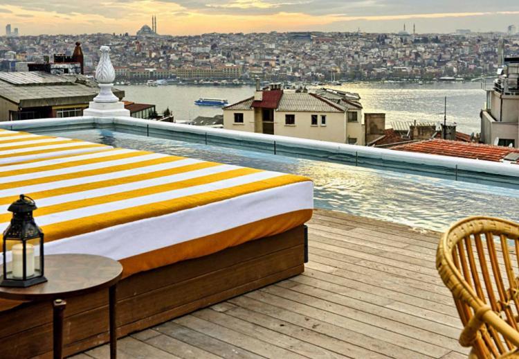 Soho House Istanbul (Turquie)