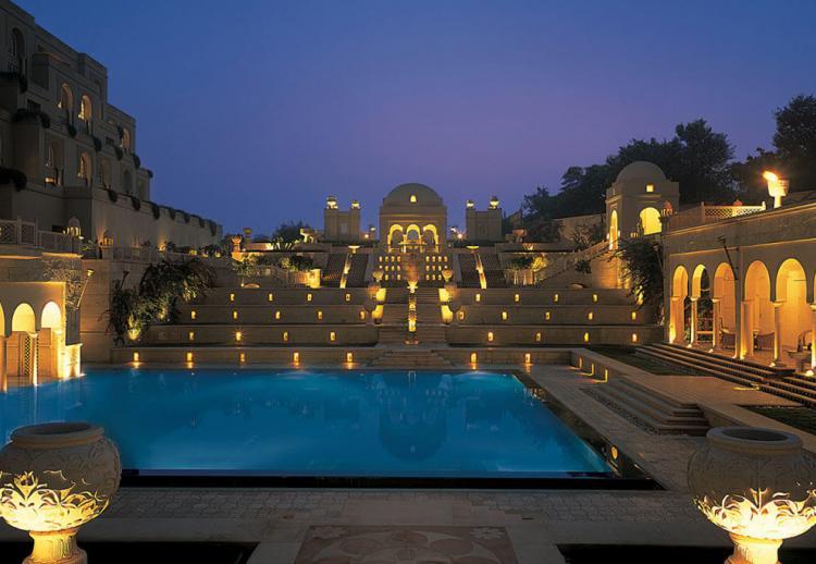 The Oberoi Amarvilas, Agra (Inde)