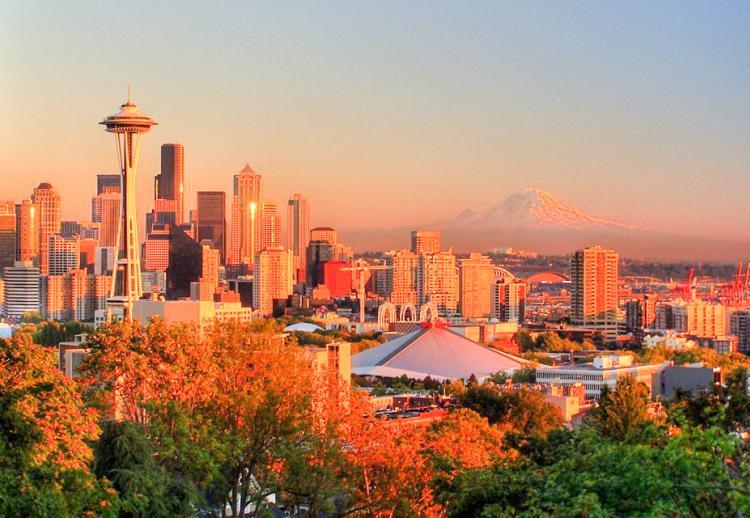 05. Seattle, État de Washington, USA