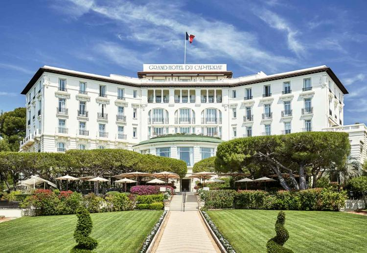 03. Grand-Hôtel du Cap-Ferrat, A Four Seasons Hotel, Saint-Jean-Cap-Ferrat