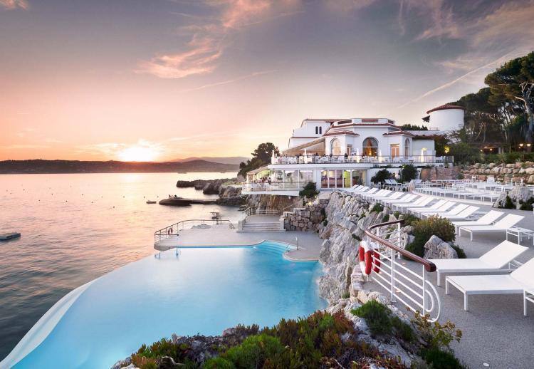 18. Hôtel du Cap-Eden-Roc, Antibes